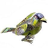 RoyaltyRoute Antique Singing Bird Sparrow Old Tin Toys Collectibles