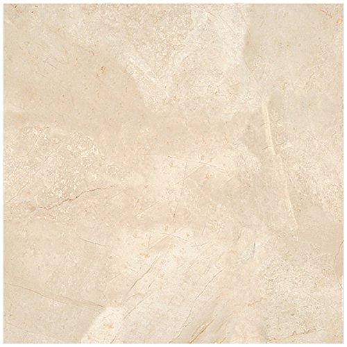 Dal-Tile M10712121U- Marble Tile, Phaedra Cream Honed -  Dal - Tile