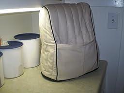 Amazon Com Kitchenaid Kmcc1kb Stand Mixer Cloth Cover