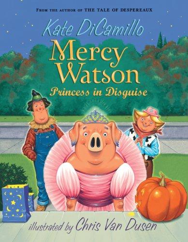 Fun Easy Teenage Halloween Costumes (Mercy Watson: Princess in)