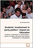 Students' Involvement in 'Party Politics', Gazi Mahabubul Alam, 3639253981