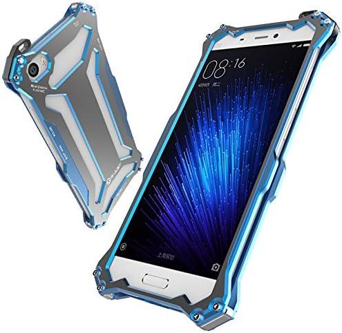 Nueva r-just Gundam estilo teléfono móvil Protección Carcasa Metal ...