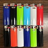 BIC Classic Lighters Cigar Cigarette MAXi Lighter Mini Size (8)