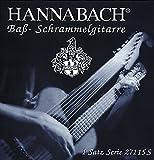 Hannabach Strings For Bass/Stumguitar G15 single string