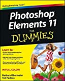img - for Photoshop Elements 11 For Dummies by Barbara Obermeier (2012-10-09) book / textbook / text book