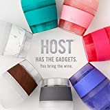 HOST Cooling Cup, Set of 4 Double Wall Insulated
