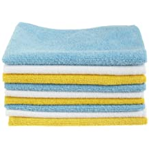 Amazon Basics Toallas de Microfibra (Microfiber Cleaning Cloth) - 36 piezas