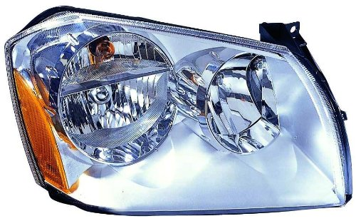 Depo 334-1111L-AS1 Dodge Magnum Driver Side Replacement Headlight Assembly ()