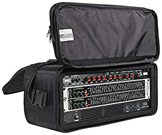 Rockville RRB40 4U Space Bag-Style Rack Case with Removable Rack+Shoulder Strap (B0777C4D3N) | Amazon price tracker / tracking, Amazon price history charts, Amazon price watches, Amazon price drop alerts