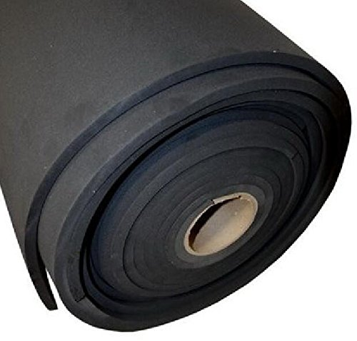 ninepeak-sponge-neoprene-12-wide-x-39-long-x-1-4-thick-black