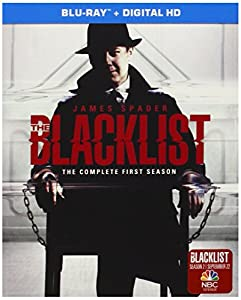 Cover Image for 'Blacklist, The: Season 1'