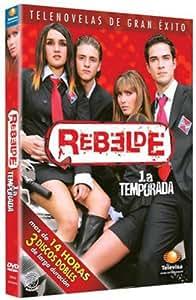 Rebelde: Primera Temporada [USA] [DVD]
