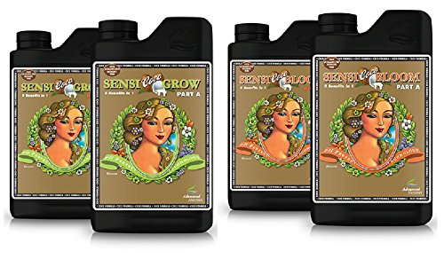 Advanced Nutrients 10L Sensi COCO Bundle (Sensi Grow COCO A&B 10L + Sensi Bloom COCO A&B 10L) by Advanced Nutrients