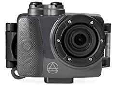 The Intova DUB Waterproof Action Camera offers 8MP still photo resolution and 1080p video resolution at 30fps, making it an affordable hi-res addition to Intova's line of waterproof action cameras. The DUB's removable housing is small, rugged...