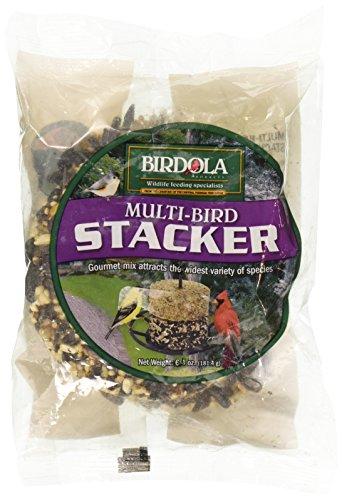 Birdola Multi-Bird Staker, 6.4-Ounce, 1.75 x 3.75 x 3.75 inches