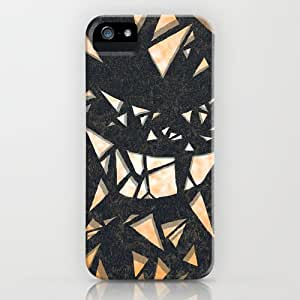 Abstract HalloweenPatterned On Hard Plastic Protective Case Fit For Iphone 4/4s