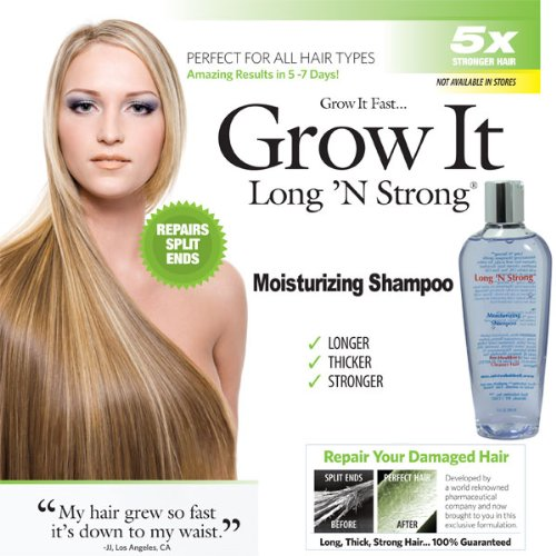 Amazon.com : Want Longer Hair? Want Stronger Hair? Grow ...