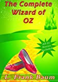 Front cover for the book The Annotated Wizard of Oz by L. Frank Baum