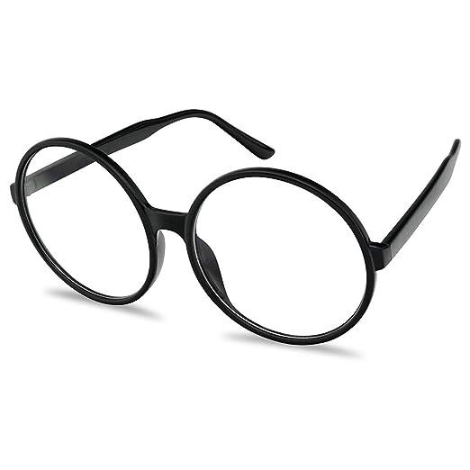 Amazon.com: Gafas de ojos redondas de estilo vintage ...