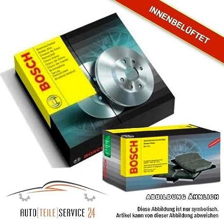 Bremsscheiben Und Bremsbeläge Vorne Bosch 0986479223 098649409 Auto