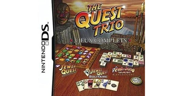 Trio Misión - 3 juegos en 1 [importación francesa]: Amazon.es: Videojuegos