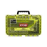 RYOBI Black Oxide Drill and Drive Kit (120-Piece) ASSORTMENT