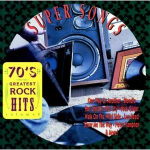 Super Songs: 70's Greatest Rock Hits, Vol  8