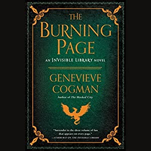 The Burning Page Audiobook