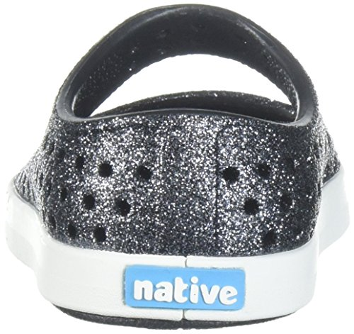Native Bling Glitter Juniper Water Jiffy Bling/Shell White, Medium US