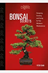 Bonsai Secrets Capa comum