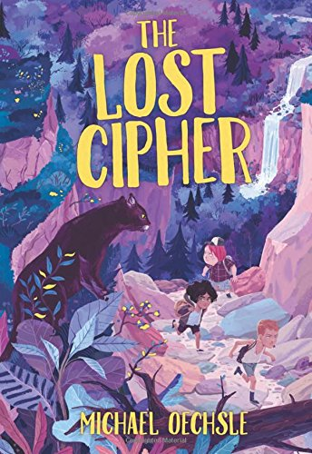 The Lost Cipher pdf