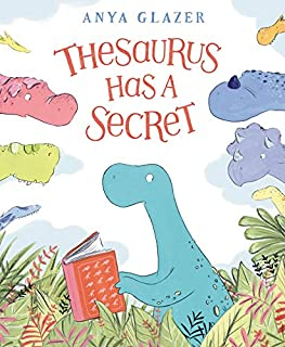 Book Cover: Thesaurus Has a Secret