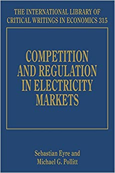 Competition and Regulation in Electricity Markets (International Library of Critical Writings in Economics series, #315)
