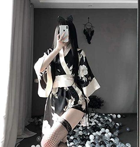 kimono corto japonés