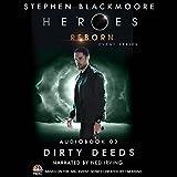 download ebook dirty deeds (heroes reborn 3) pdf epub