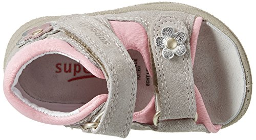 Bout Pebble Sandales Kombi Fille Ouvert Polly Superfit Beige SxqfwHEAvY