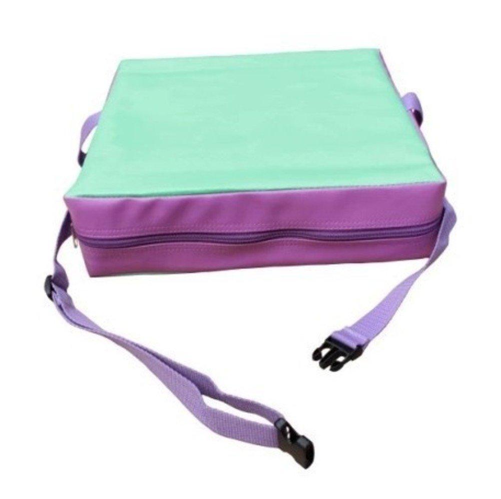 子子供ポータブル椅子ブースターシートクッションソフトベビークッションカバー枕カバーシートクッションカバー   B07B6WFCMW