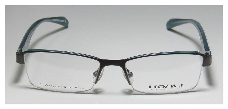 Amazon.com: Koali 7252k Womens/Ladies Designer Half-rim Eyeglasses ...