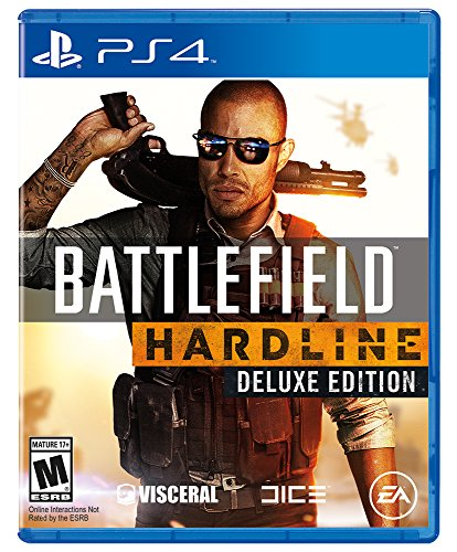 Battlefield Hardline Deluxe Edition – PlayStation 4