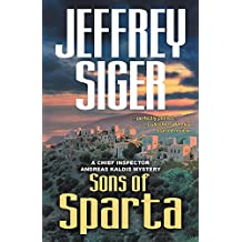 Sons of Sparta (Chief Inspector Andreas Kaldis Series)