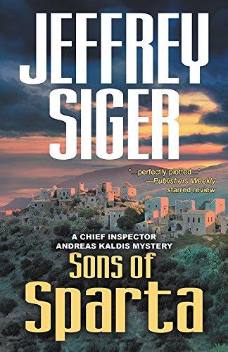 Read Online Sons of Sparta (Chief Inspector Andreas Kaldis Series) ebook