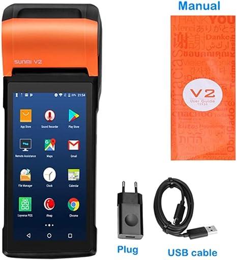 Amazon.com: POS Android 7.1 PDA Portable POS Terminal Sunmi ...