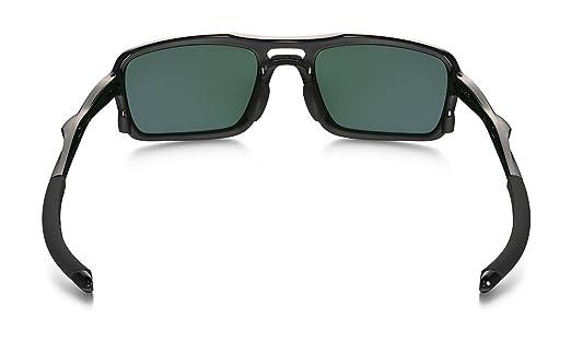 5a614a6ff1 Amazon.com  Oakley Men s (a) Triggerman OO9314-04 Non-Polarized Iridium  Rectangular Sunglasses