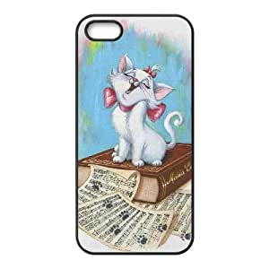 Aristocats iPhone 4 4s Cell Phone Case Black Gift pjz003_3372795