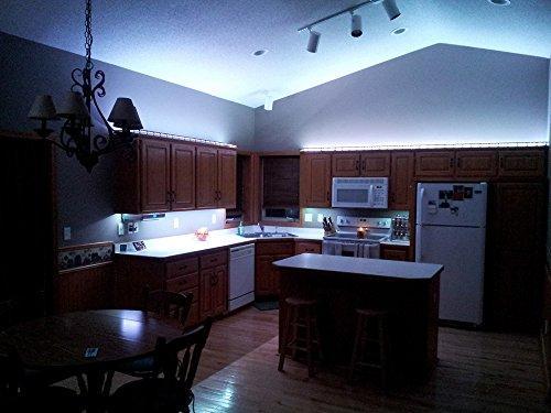 LED Light Strip Lamp White Waterproof Strip Indoor Outdoor LED ...