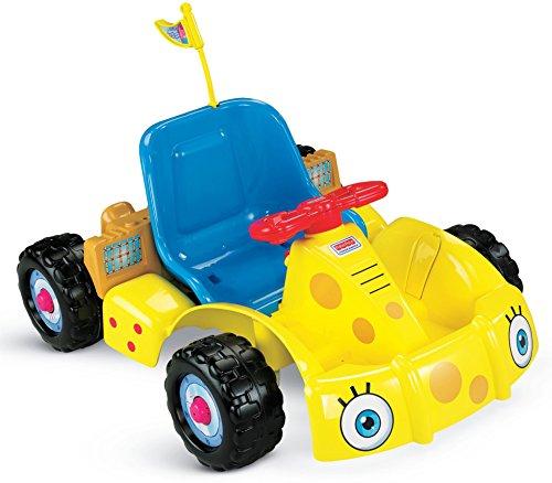 Power Wheels Nickelodeon Spongebob Squarepants