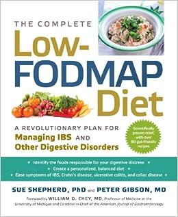 low fodmap diet information sheet monash