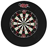 Shot! Darts Outlaw Tournament Dartboard and