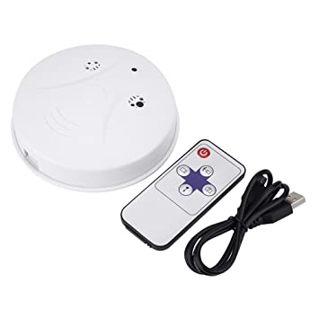 WiFi casa cámara 360 Degree seguridad oculta cámara detector con detección de movimiento: Amazon.es: Deportes y aire libre