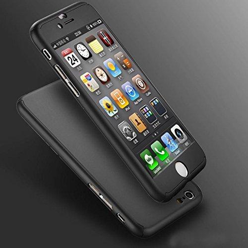 3 opinioni per Duro iPhone di Apple 5 5s SE Caso / Copertura- Temperato Protezione dello